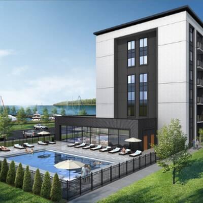 Bay Port Resort-Condos for Sale in Midland