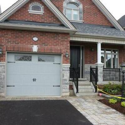 Victorian Village Alliston - Townhouse and Single Family Home for Sale in New Tecumseth