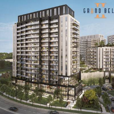 Grand Bell - Phase 2-Mid Rise Condos for Sale in Brantford