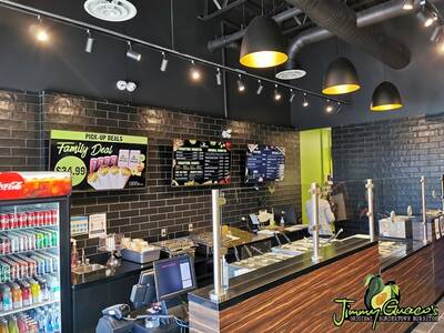 New Jimmy Guaco's Burrito Franchise Opportunity in Oakville
