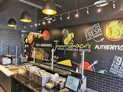 New Jimmy Guaco's Burrito Franchise Opportunity in Richmond Hill