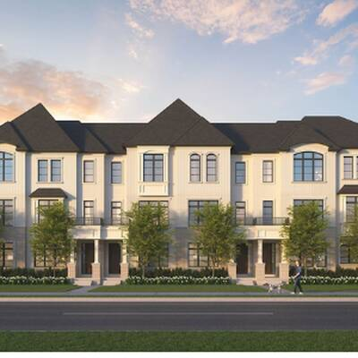 Archetto Woodbridge Towns-Townhouses for Sale in Vaughan