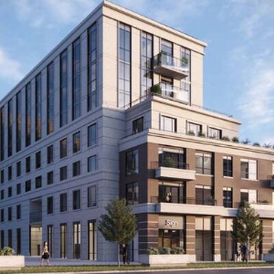 The Rose Hill  Condos-Condos & Townhouses for Sale in Vaughan