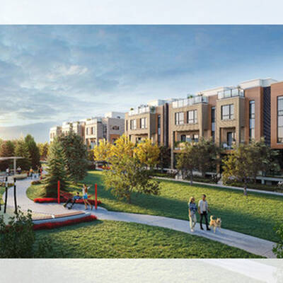Glenway Urban Towns - Townhouse for Sale in Newmarket