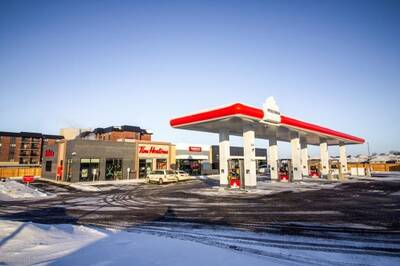 Esso with Tim Horton for Sale