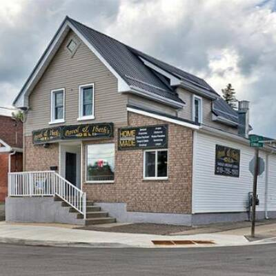 Restaurant with Residential Property for Sale in Brantford