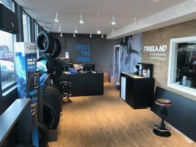 Tireland Automotive Service Centre Vernon, BC For Sale