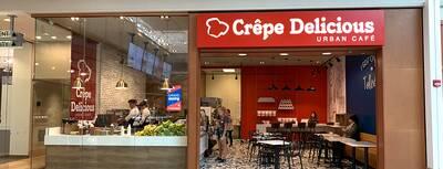 New Crepe Delicious Urban Cafe in Park Place - Lethbridge, Alberta