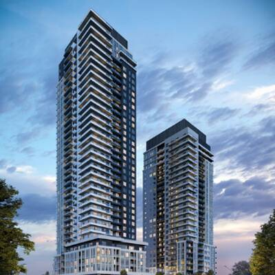Vincent Condominiums in Vaughan