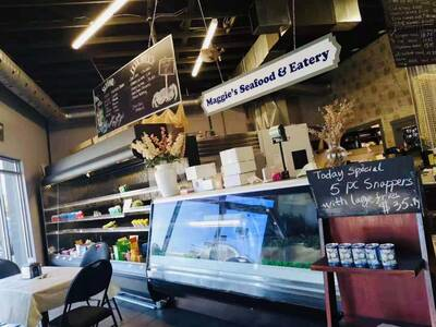 Nanaimo Fish N Chips Restaurant and Seafood Market    1277 S Island Hwy #4