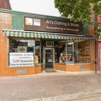 Commercial Property with Residential Space for Sale in Orillia
