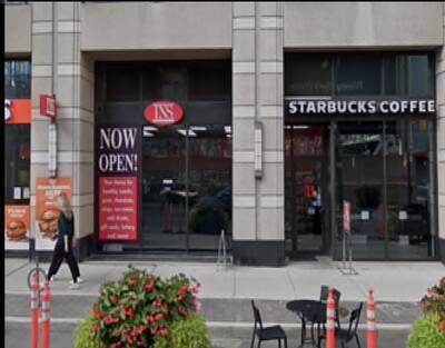 INS Market 224 Wellington Street West Toronto, ON