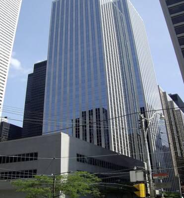 INS Market Exchange Tower Toronto