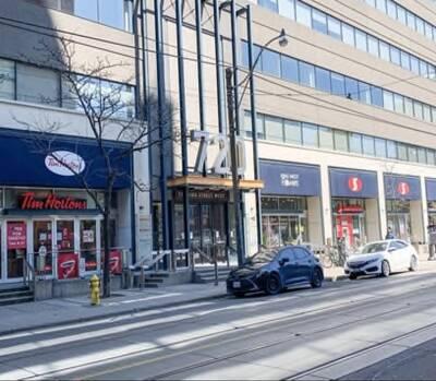 INS Market 720 King Street West, Unit 135 Toronto, Ontario