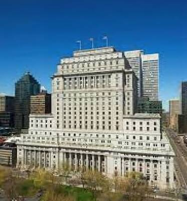INS MARKET The prestigious and highly coveted Sun Life Building - Montreal, QC