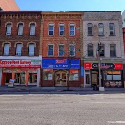 3-STOREY MIXED USE BUILDING FOR SALE IN OSHAWA