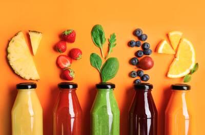 Functional Beverage/Cold Pressed Juice Manufacturer and Distributor