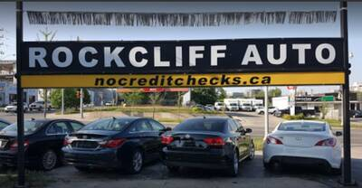 2 Great Established Rockcliff Auto Pre-owned Car & Truck Retailer Available Just Outside the GTA