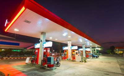 2 Gas Stations for sale Tim Hortons--