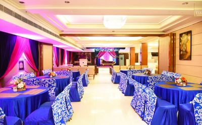 BANQUET HALLS WITH LAND AND BUILDING FOR SALE