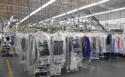 Dry Cleaning Plant for Sale in Downtown TORONTO