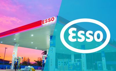 ESSO WITH PIZZA-PIZZA FOR SALE