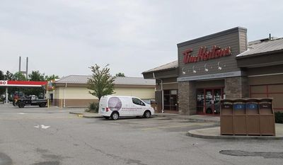 ESSO GAS STATION WITH TIM HORTONS TENANT