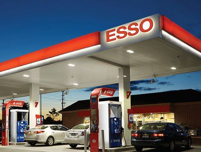 ESSO WITH TIM HORTONS FOR SALE