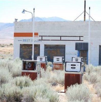 GAS STATION LAND FOR SALE