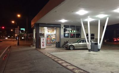 GAS STATION WITH LIQUOR STORE FOR SALE