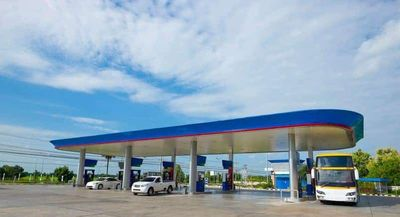 ULTRAMAR GAS STATION FOR SALE + Convenience Store + Residential Building