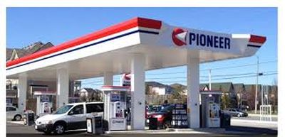 PIONEER GAS STATION FOR SALE--