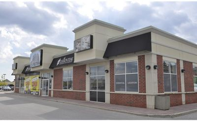 Plaza for sale with Tim Hortons