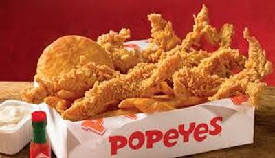 POPEYES FRANCHISE FOR SALE