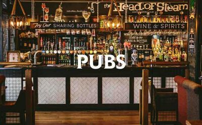 PUB FOR SALE IN NORTH BURLINGTON AMAZING OPPORTUNITY