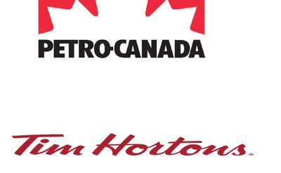 PETRO CANADA WITH TIM HORTONS FOR SALE