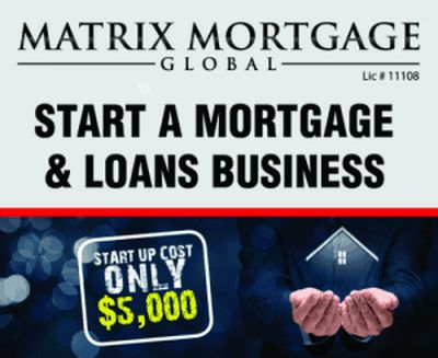MATRIX MORTGAGE COMMERCIAL & RESIDENTIAL MORTGAGE  SERVICES