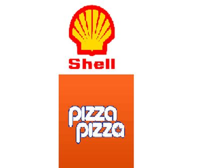 Shell Gas Station with Pizza Pizza for Sale