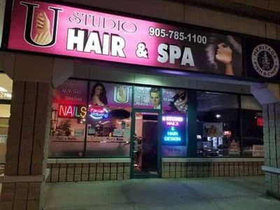 U Studio Hair Salon and Spa for Sale in Mississauga