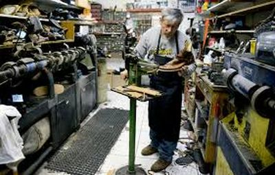 Shoe Repair Business for Sale in Mississauga Mall