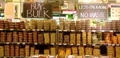 Bulk Food Retail Business for Sale