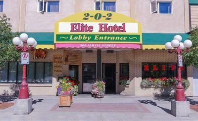 Elite Hotel For Sale in Whitehorse Yukon