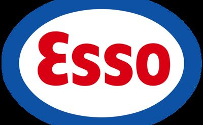 ESSO GAS STATION FOR SALE + COUNTRY STYLE